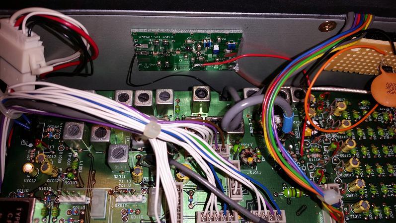 FT840 PAT install